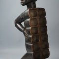 African Dan Female wood Mancala Board
