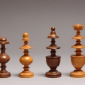 French Directoire chess set 18C