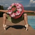 """""""The Hat Trick"""" Santa Fe Opera Ballet Co., Lilly Peck"""