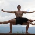 """Tabled"" Aspen Santa Fe Ballet Co. Seth Delgrasso and Brook Delgrasso"